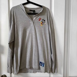 Mickey Mouse Unlimited long sleeve shirt